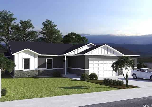 771 W Vista Dr #115, Grantsville, UT 84029 (#1769868) :: Doxey Real Estate Group