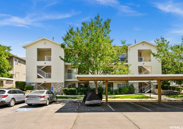 3827 S Big River Way W #1, South Salt Lake, UT 84119 (#1769869) :: The Perry Group