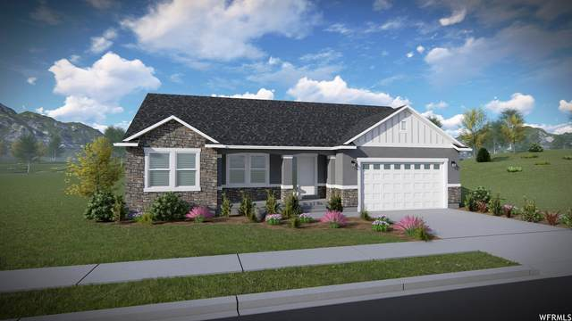 4532 N Notch Peak Way #1524, Eagle Mountain, UT 84005 (#1770135) :: Bustos Real Estate | Keller Williams Utah Realtors