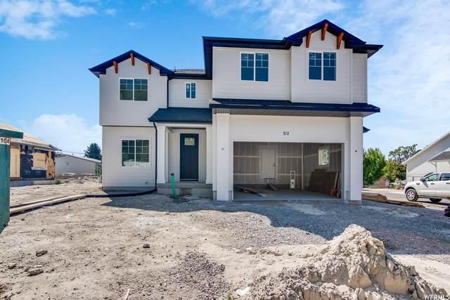 312 N 100 E, Pleasant Grove, UT 84062 (#1770231) :: Utah Dream Properties