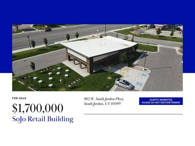 982 W South Jordan Pkwy S, South Jordan, UT 84095 (#1770346) :: Doxey Real Estate Group