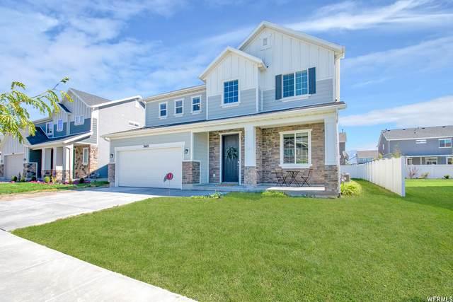 3603 S Clearwater Way, Syracuse, UT 84075 (#1770349) :: Utah Dream Properties
