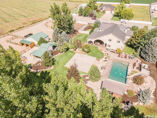 5283 W 5725 S, Hooper, UT 84315 (#1770405) :: Doxey Real Estate Group
