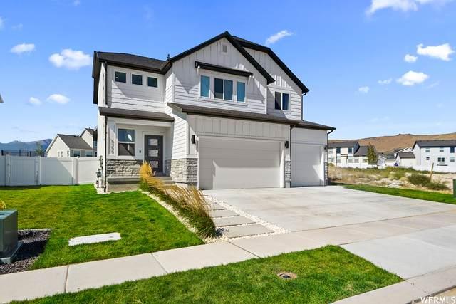 9799 N Bridge St, Eagle Mountain, UT 84005 (#1770500) :: Doxey Real Estate Group