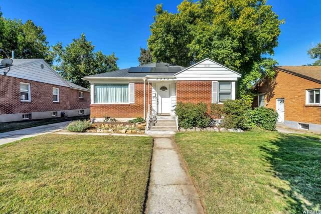 3343 S Jackson Ave E, Ogden, UT 84403 (MLS #1770564) :: Lookout Real Estate Group