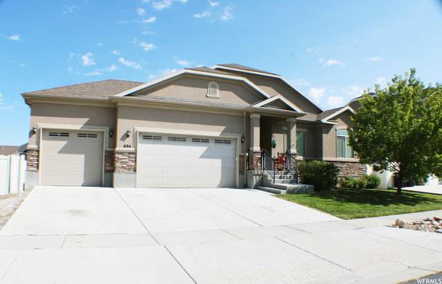 694 W Tribeca Way, Stansbury Park, UT 84074 (#1770604) :: Red Sign Team