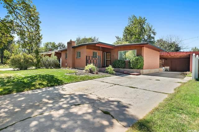 36 S 800 E, Springville, UT 84663 (#1770612) :: Berkshire Hathaway HomeServices Elite Real Estate