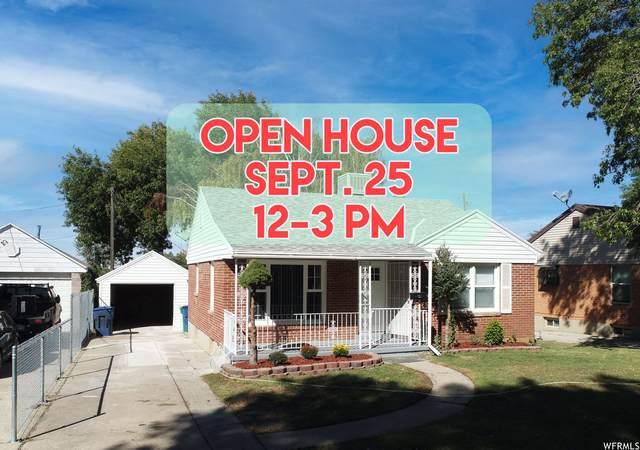 2029 S Fillmore Ave, Ogden, UT 84401 (#1770616) :: Bustos Real Estate   Keller Williams Utah Realtors