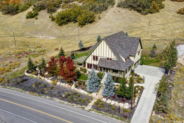 4263 E Emigration Canyon Road Rd S, Salt Lake City, UT 84108 (#1770754) :: Colemere Realty Associates
