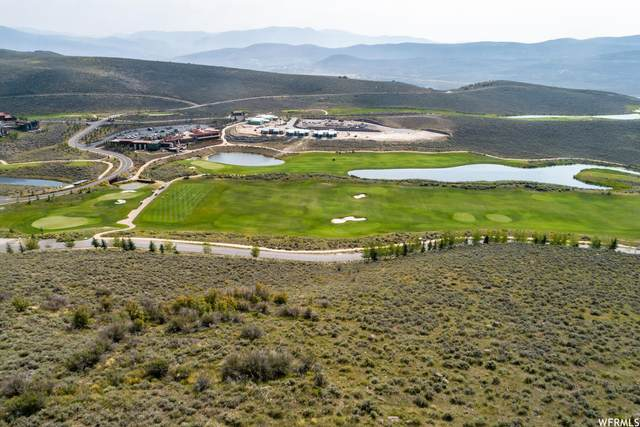 6103 Painted Valley Pass #35, Park City, UT 84098 (MLS #1770764) :: High Country Properties