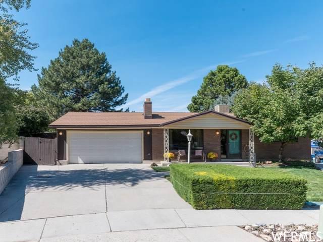 3726 W Crowder Cir S, West Valley City, UT 84120 (#1770810) :: Bustos Real Estate | Keller Williams Utah Realtors