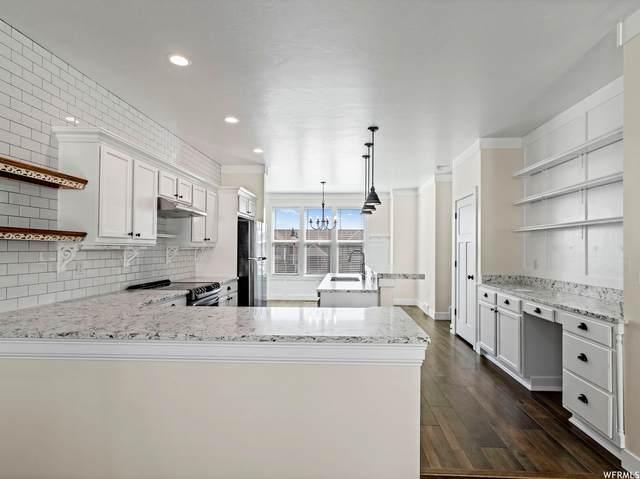5133 W Stockfield Ln, Herriman, UT 84096 (#1770860) :: Utah Dream Properties