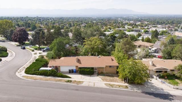 7136 S Promenade Dr, Salt Lake City, UT 84121 (#1770874) :: Bustos Real Estate | Keller Williams Utah Realtors