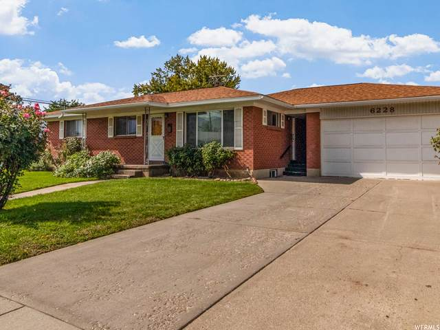 6228 S Longview Dr E, Murray, UT 84107 (#1770903) :: Utah Dream Properties