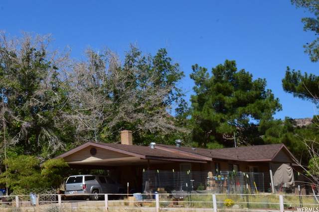 81 N 10 E, Virgin, UT 84779 (#1770992) :: Bustos Real Estate | Keller Williams Utah Realtors