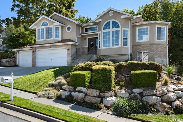 848 E Springwood Dr, North Salt Lake, UT 84054 (#1771101) :: Doxey Real Estate Group