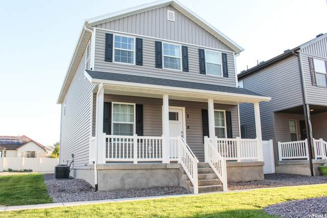 1857 E American Way #1, Eagle Mountain, UT 84005 (#1771126) :: Bustos Real Estate | Keller Williams Utah Realtors