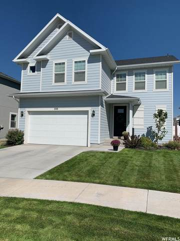 222 N 480 E, Vineyard, UT 84058 (#1771147) :: Doxey Real Estate Group