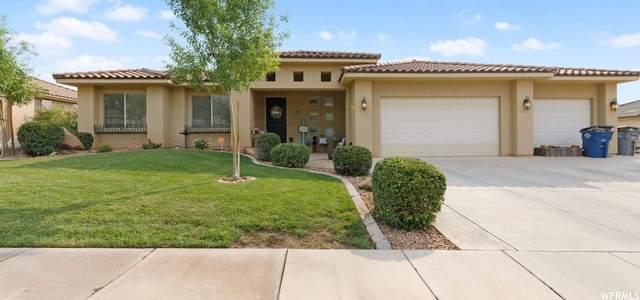 1955 S 2660 E, St. George, UT 84790 (#1771206) :: Bustos Real Estate | Keller Williams Utah Realtors