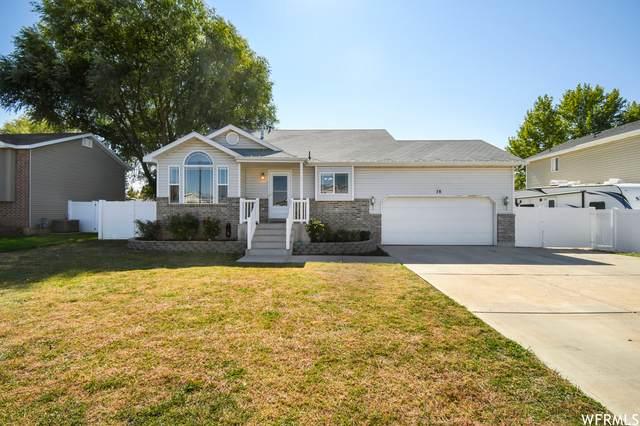 78 E 2275 S, Clearfield, UT 84015 (#1771222) :: Utah Dream Properties