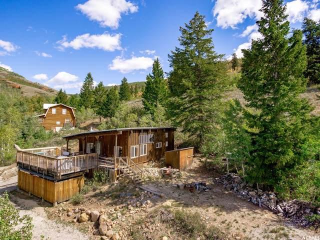 6320 N Middle Fork Dr, Huntsville, UT 84317 (#1771402) :: Utah Dream Properties