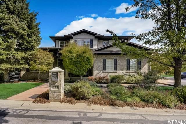 674 N Caring Cv, Salt Lake City, UT 84103 (#1771458) :: Bustos Real Estate | Keller Williams Utah Realtors