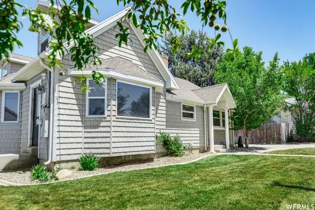 1411 E Woodland Ave, Salt Lake City, UT 84106 (#1771513) :: Utah Real Estate
