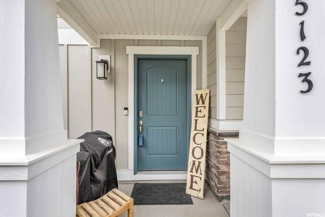 5123 W Dolce Ct S, Herriman, UT 84096 (MLS #1771758) :: Lookout Real Estate Group