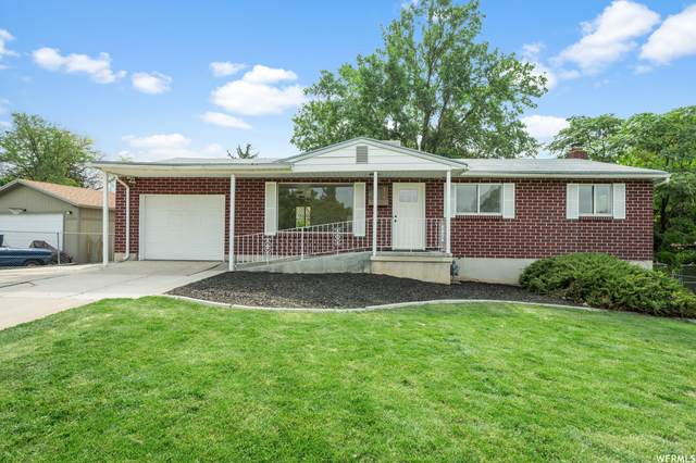 2844 E Carole Dr S, Cottonwood Heights, UT 84121 (#1771766) :: Colemere Realty Associates