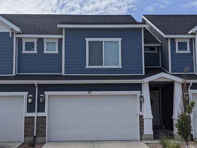 57 E Bluegrass Row, Saratoga Springs, UT 84045 (#1771906) :: Colemere Realty Associates