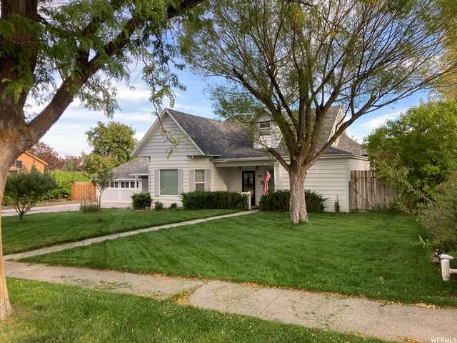 256 W 200 N, Mount Pleasant, UT 84647 (#1772018) :: Pearson & Associates Real Estate