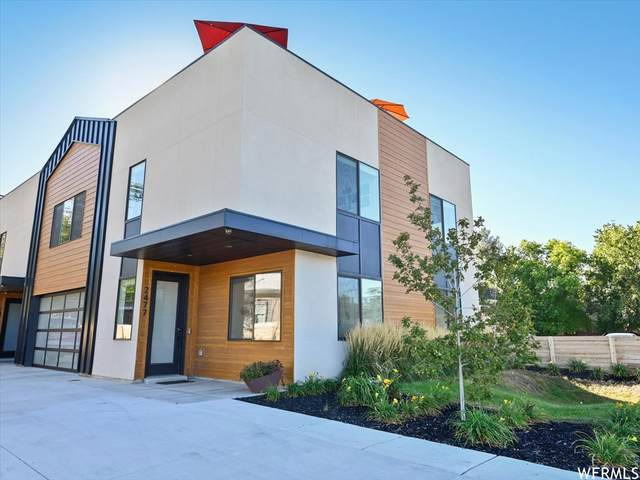 2477 S 700 E, Salt Lake City, UT 84106 (MLS #1772237) :: Lookout Real Estate Group