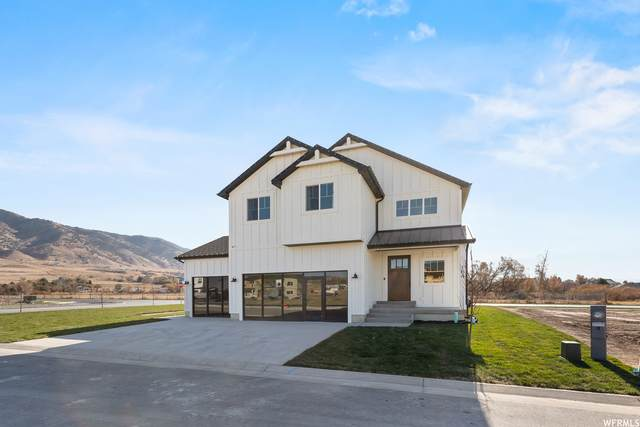 3510 S 550 W, Nibley, UT 84321 (#1772345) :: Colemere Realty Associates