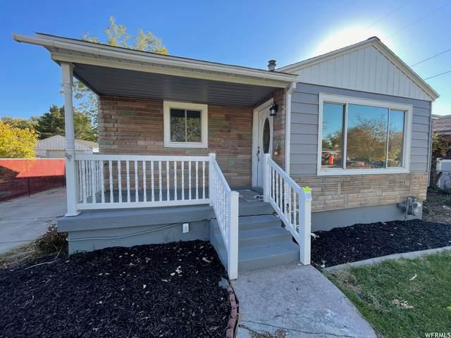 344 E Truman Ave, South Salt Lake, UT 84115 (#1772719) :: Colemere Realty Associates
