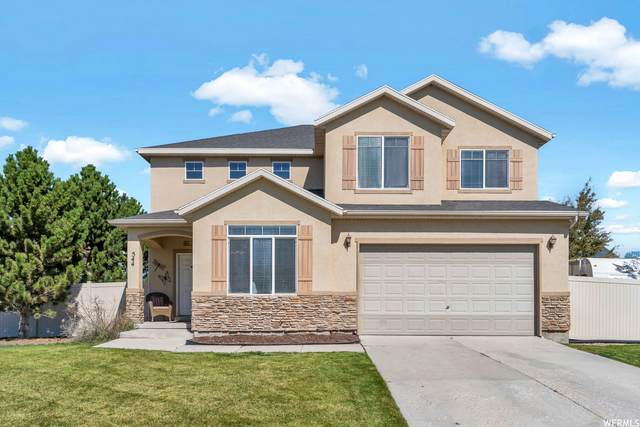 544 W Orion Rd, Saratoga Springs, UT 84045 (#1772724) :: The Fields Team