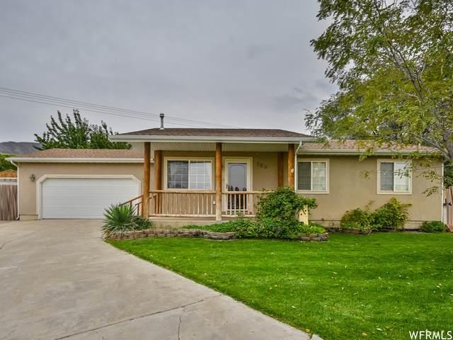 529 S 325 W, Santaquin, UT 84655 (#1772785) :: Doxey Real Estate Group