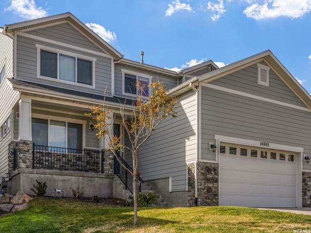 14743 S Haddington Rd E, Draper, UT 84020 (MLS #1772822) :: Lookout Real Estate Group
