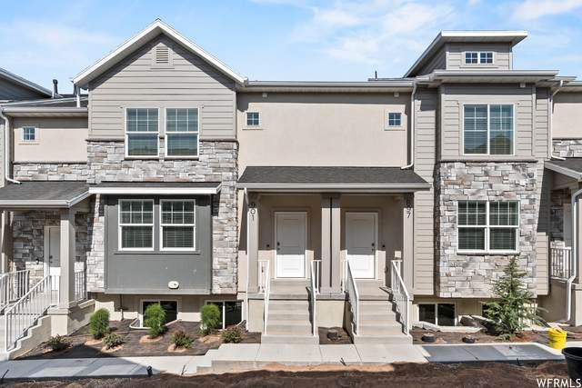 906 N 1190 E #46, Spanish Fork, UT 84660 (MLS #1772824) :: Lawson Real Estate Team - Engel & Völkers