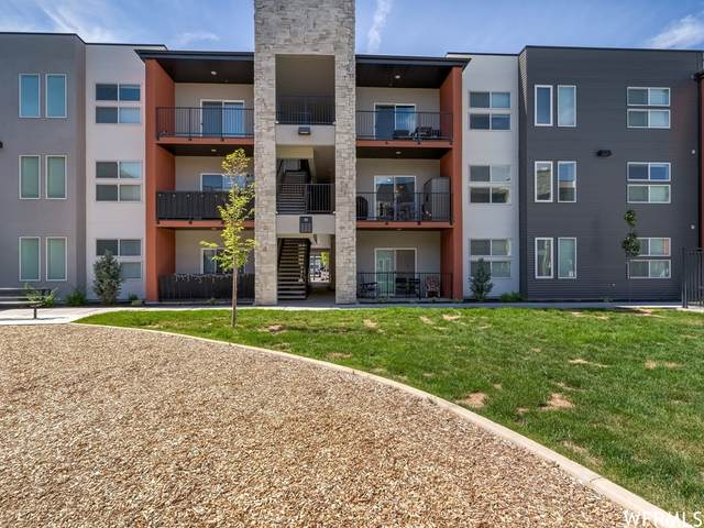875 S Depot St B-353, Clearfield, UT 84015 (#1773164) :: Doxey Real Estate Group