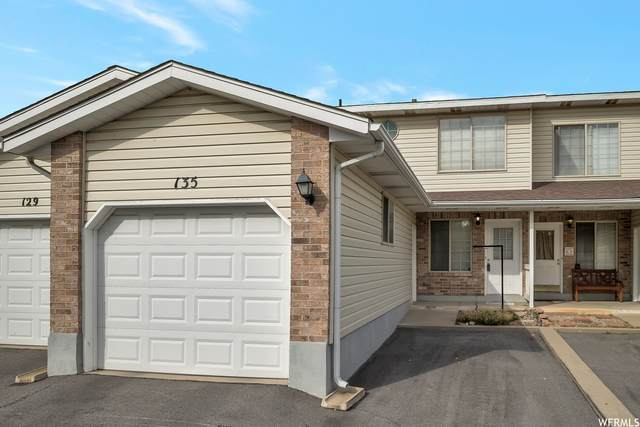 135 E 820 S, Centerville, UT 84014 (#1773408) :: Kennedy Anderson   Realty One Group Areté