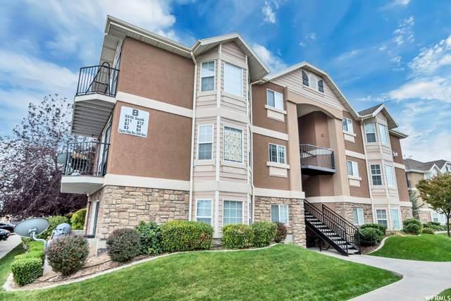 6846 S Clayton Ridge Way W B8, West Jordan, UT 84084 (#1773452) :: Utah Dream Properties
