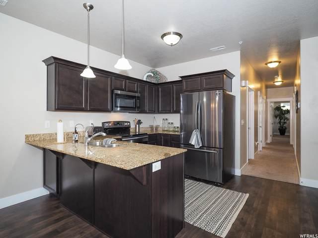 13054 S Tortola Dr O 202, Herriman, UT 84096 (#1773492) :: Utah Dream Properties
