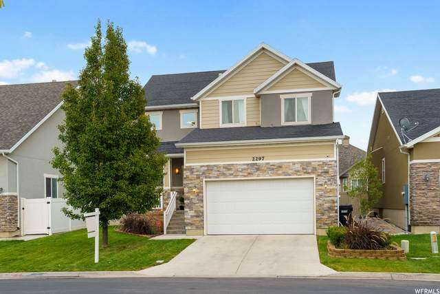 2297 S 2040 W, Woods Cross, UT 84087 (#1773932) :: The Perry Group