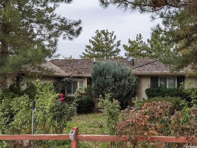 2469 E Cavalier Dr, Cottonwood Heights, UT 84121 (#1774172) :: Bustos Real Estate | Keller Williams Utah Realtors