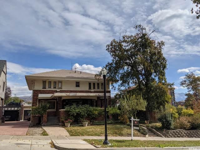 158 N State E, Salt Lake City, UT 84103 (#1774200) :: Bustos Real Estate | Keller Williams Utah Realtors