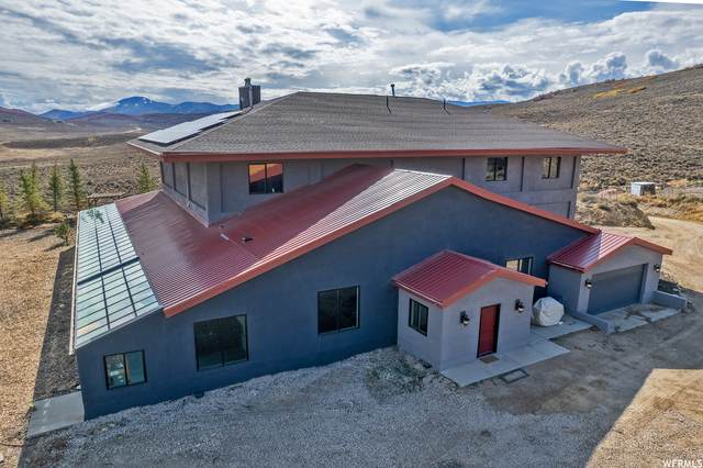 7550 W Lower Bowl Rd, Peoa, UT 84061 (#1774242) :: Doxey Real Estate Group