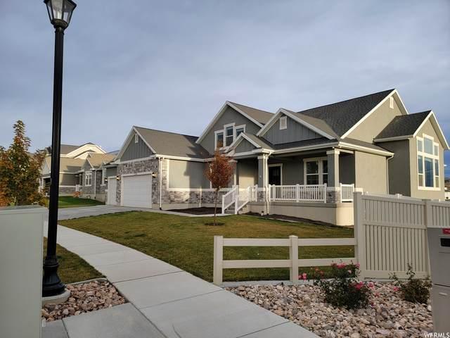 1288 W Wasatch Dr, Saratoga Springs, UT 84045 (#1774329) :: Utah Real Estate