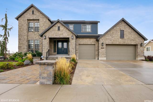 376 E 2530 N, Lehi, UT 84043 (#1774443) :: Doxey Real Estate Group