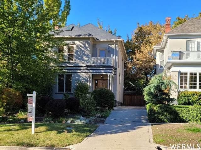 915 E 1ST Ave, Salt Lake City, UT 84103 (#1774660) :: Bustos Real Estate | Keller Williams Utah Realtors