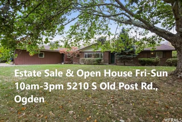 5210 S Old Post Rd E, Ogden, UT 84403 (MLS #1774670) :: Lookout Real Estate Group